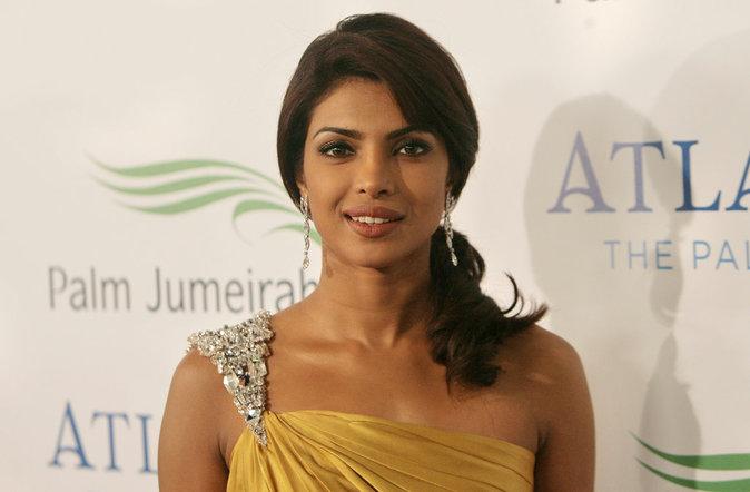 Priyanka Chopra en 2008