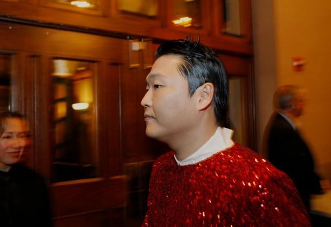 Psy à la Maison-Blanche avec Barack Obama le 9 décembre 2012