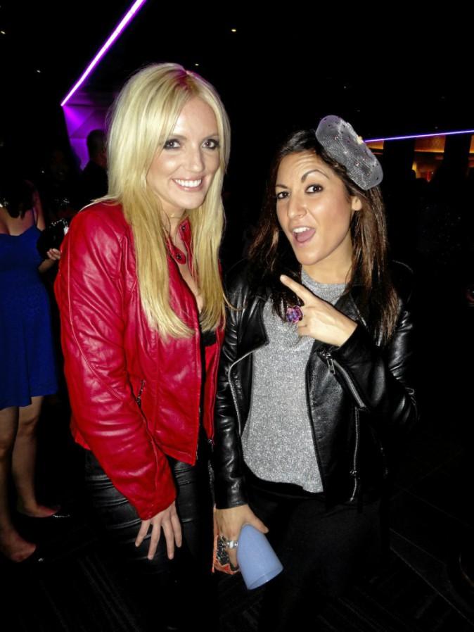 Laissez-moi vous présenter le sosie offciel de Britney !