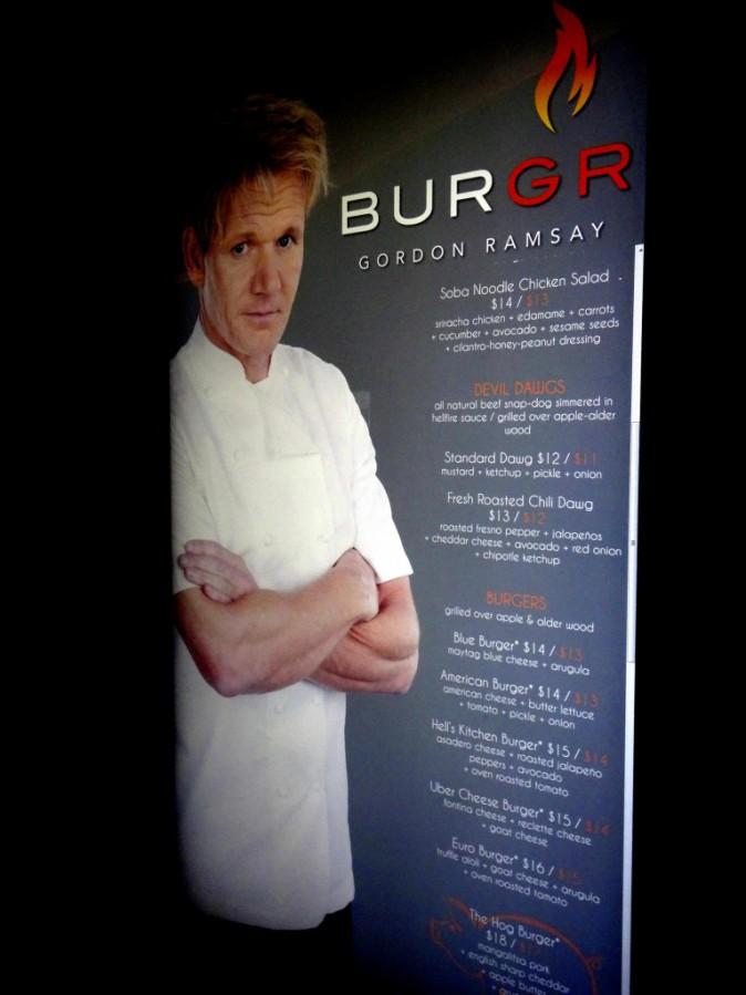 Public a testé pour vous : le restaurant de Gordon Ramsay