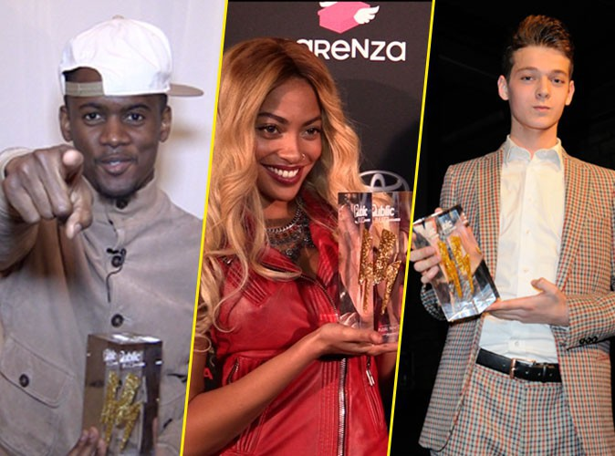 Photos : Public Buzz Awards : Ayem, Tenny, Leïla et Aymeric... Des gagnants aux multiples talents !