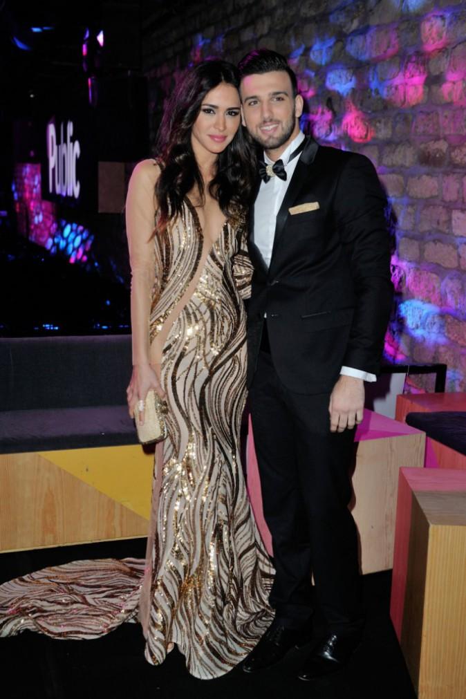 Leïla et Aymeric le 1er avril 2015