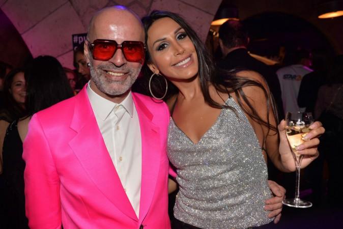 Gianni Lorenzon (Directeur de la rédaction) et Somayeh