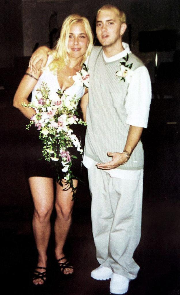 La femme d'Eminem