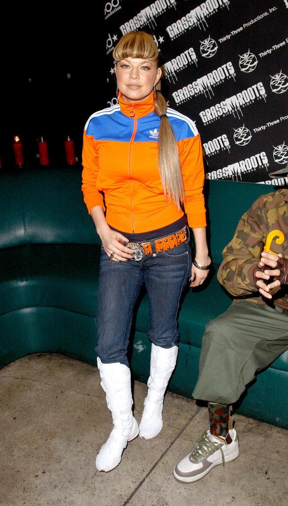 Fergie en 2005