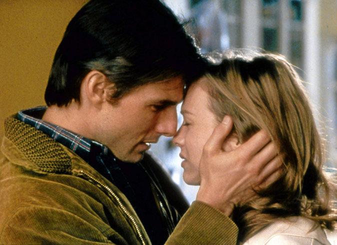 Renée Zellwerger dans le film Jerry Maguire (1996)