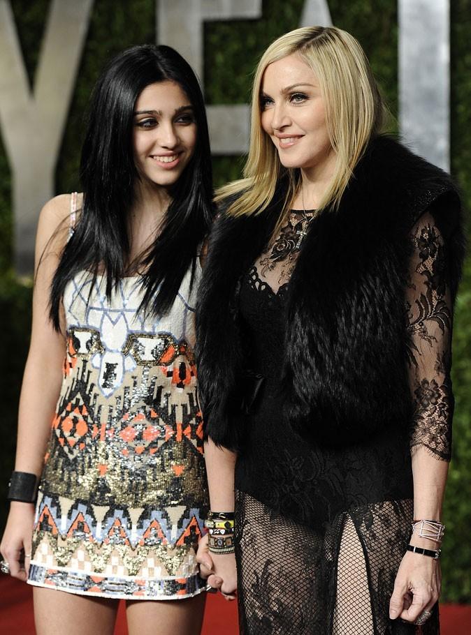 Enfants de star : Lourdes, la copie conforme de Madonna