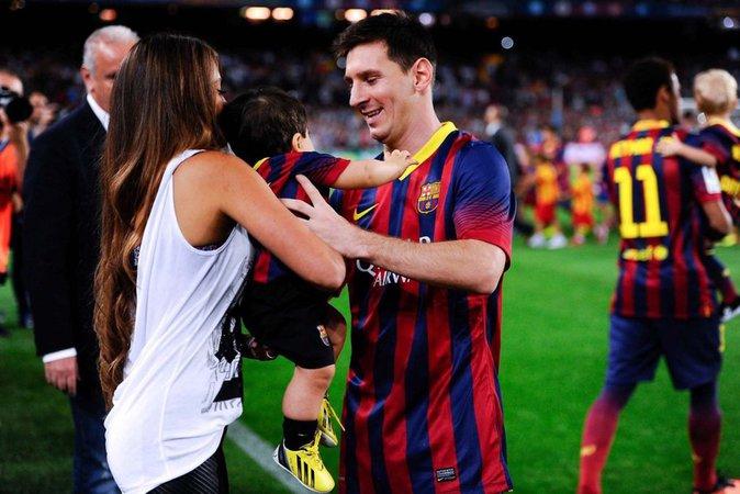Photos : Qui est Antonella Roccuzzo, la femme de Lionel Messi ?