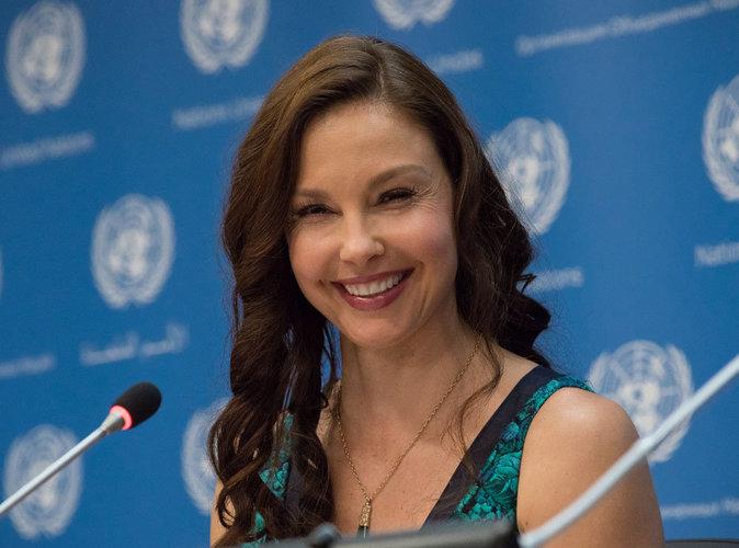 Photos : qui est Ashley Judd, la nouvelle ambassadrice de charme de l'ONU ?