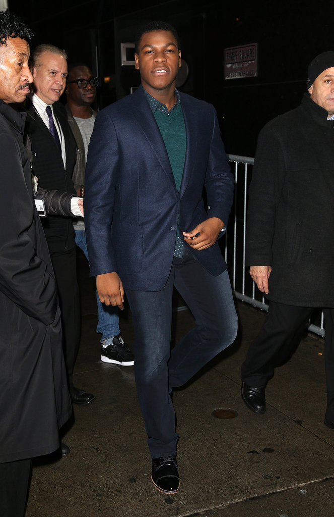 Photos : Qui est John Boyega, la superstar de Star Wars ?