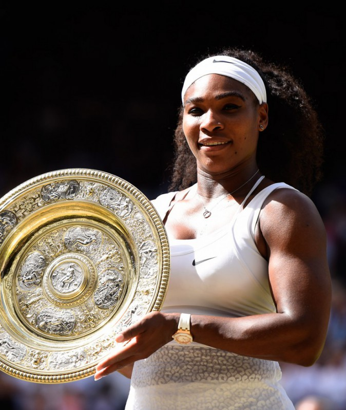 2 - Serena Williams