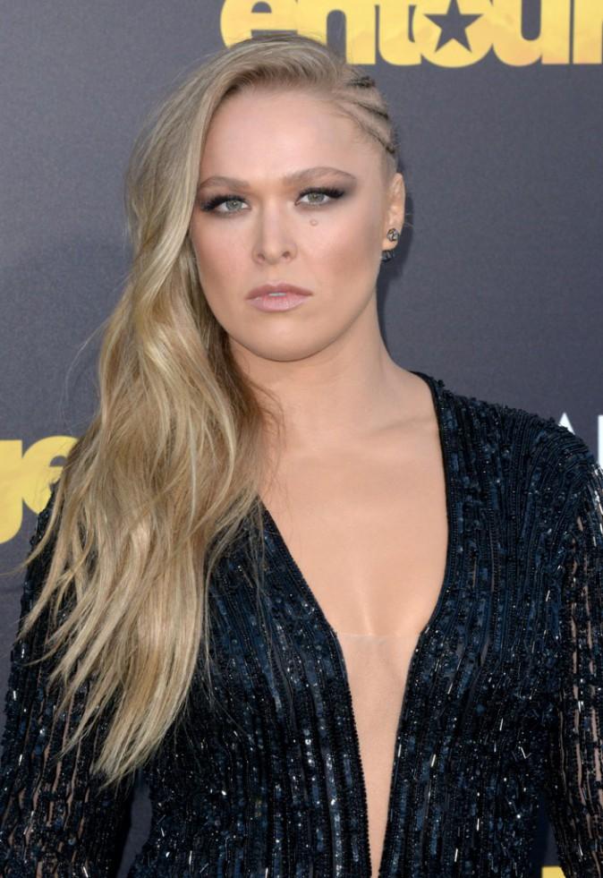 8 - Ronda Rousey