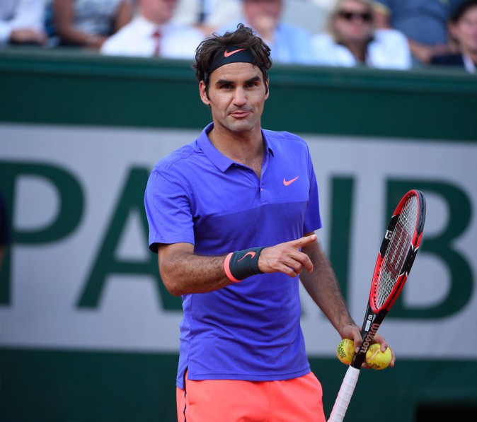 N°5 : Roger Federer – 67M$