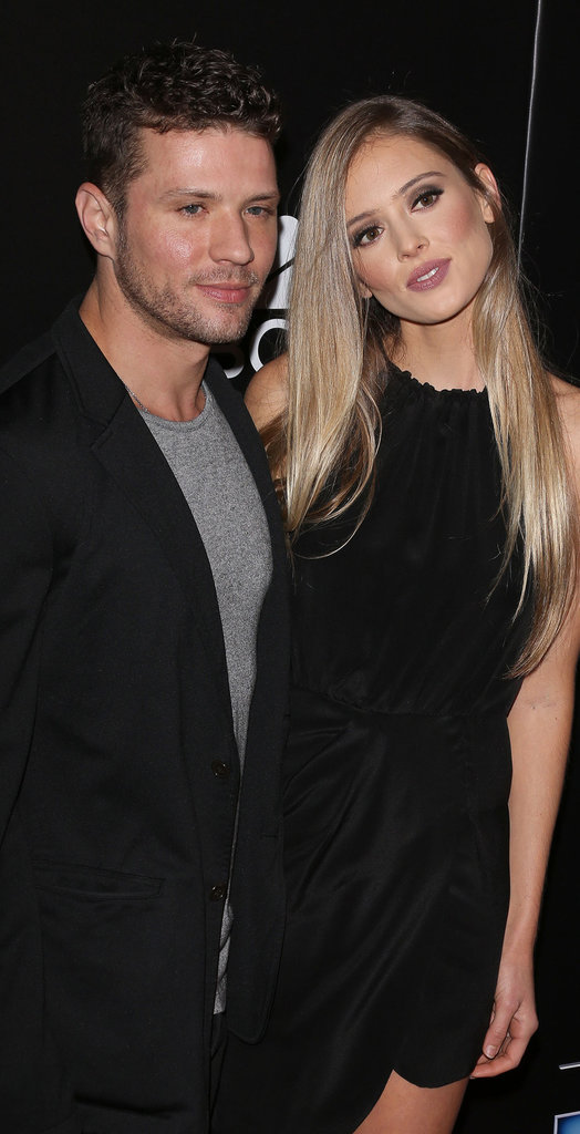 Paulina Slagter et Ryan Phillippe