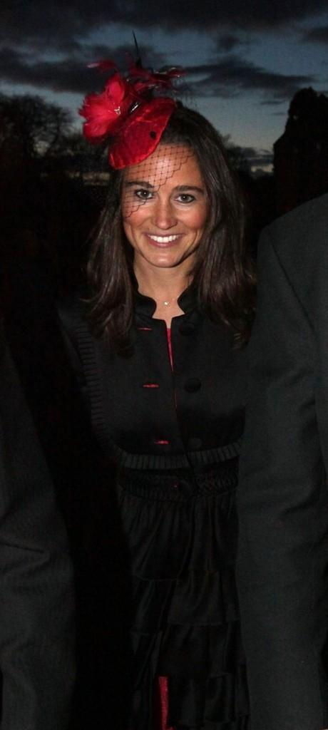 Pippa, la soeur complice de Kate Middleton