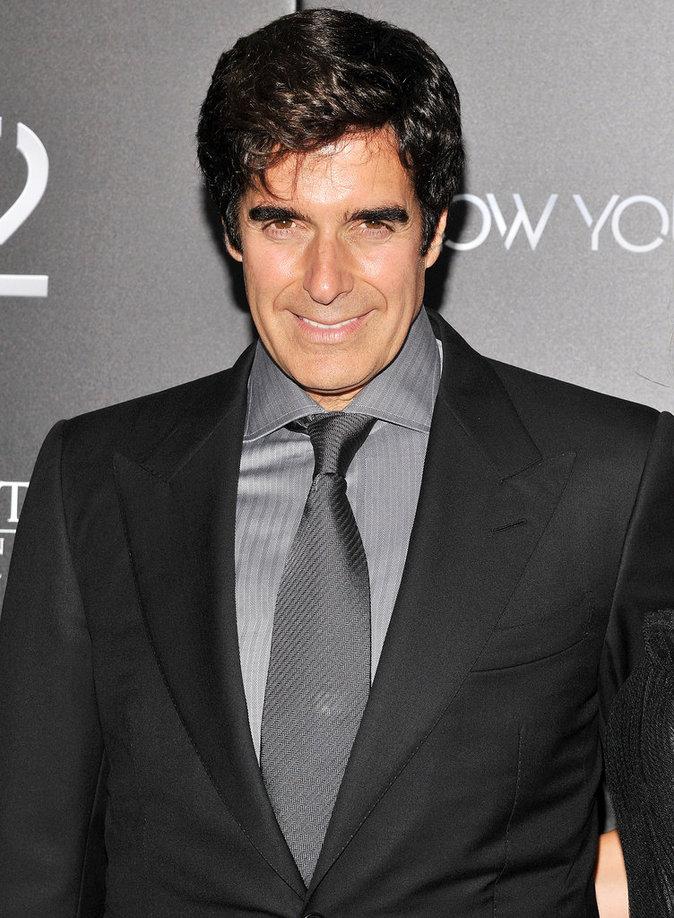 David Copperfield : 64 millions de dollars