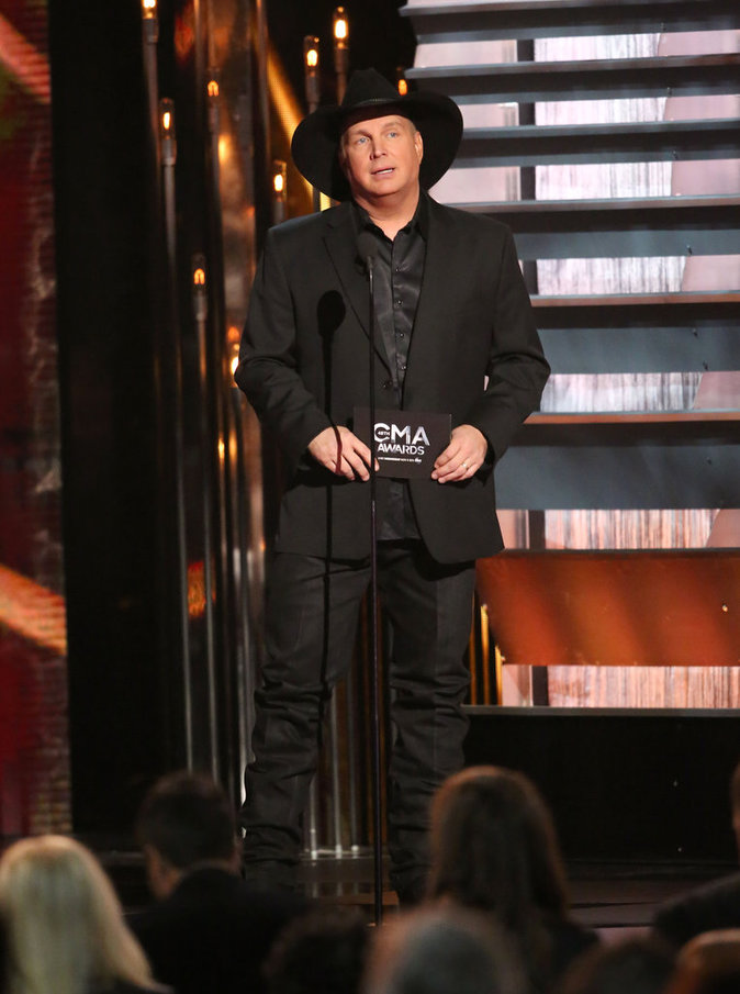 Garth Brooks, chanteur country américain : 70 millions de dollars