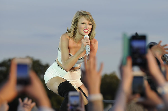 Taylor Swift : 170 millions de dollars