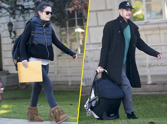 Hayden Christensen et Rachel Bilson le 13 janvier 2015