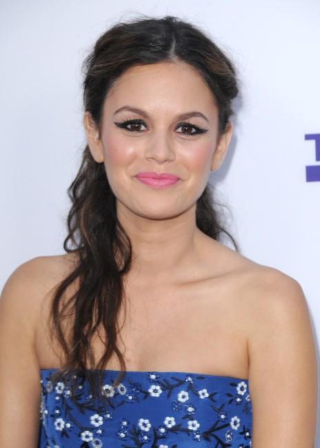 """Rachel Bilson lors de la première de son nouveau film """"The To Do List"""" à Westwood, le 23 juillet 2013."""