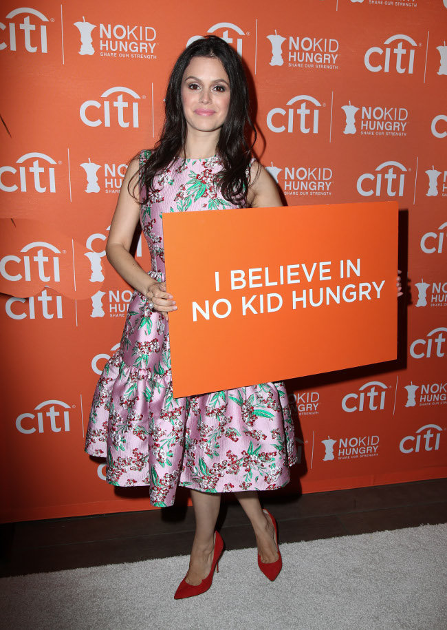 Rachel Bilson à Los Angeles le 14 octobre 2015