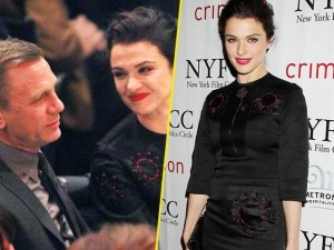 Photos : Rachel Weisz : récompensée à New York sous le tendre regard de son James Bond de mari !