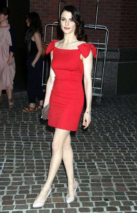 Rachel Weisz lors de la première de The Whistleblower à New York, le 27 juillet 2011.