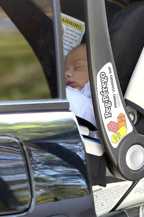 Photos : Rachel Zoe : parfaite silhouette une semaine après son accouchement !