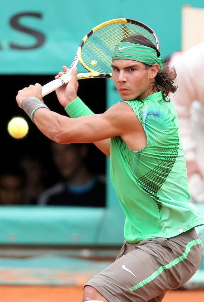 Nadal remporte Roland Garros en 2008