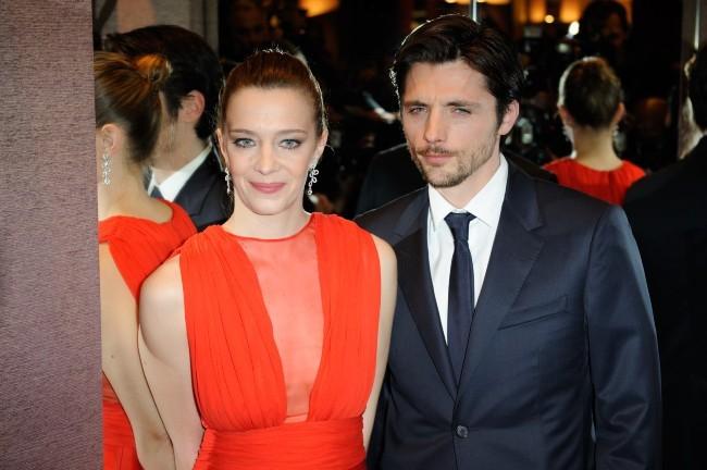 Raphaël Personnaz et Céline Sallette, acteurs glamour et talentueux