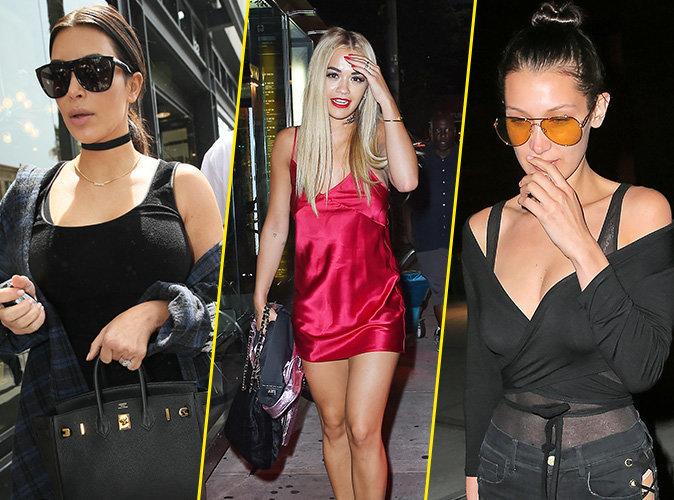 Photos: Ras de cou, robe-nuisette, lunettes colorées: Retour aux années 90!