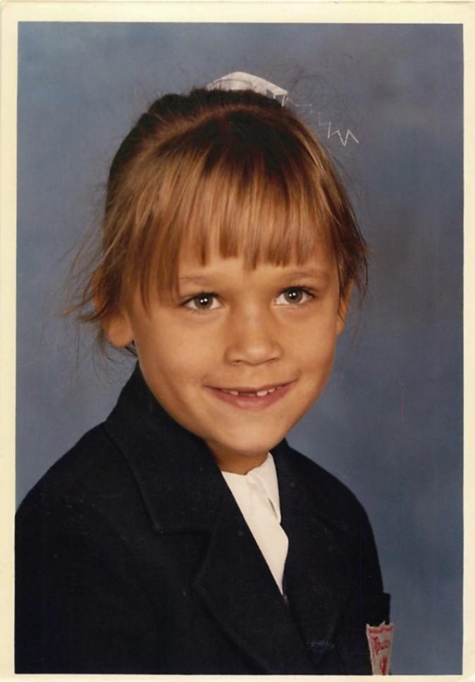 Rashida à 6 ans