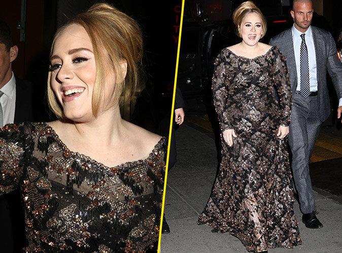 Adele le 17 novembre 2015