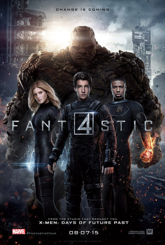 Les 4 Fantastiques : Pire film (ex-aequo) et pire réalisateur