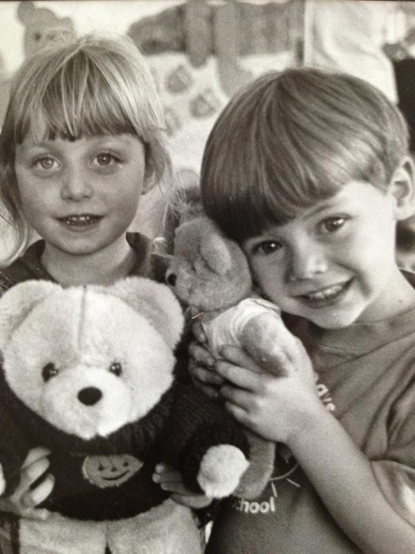 Harry enfant