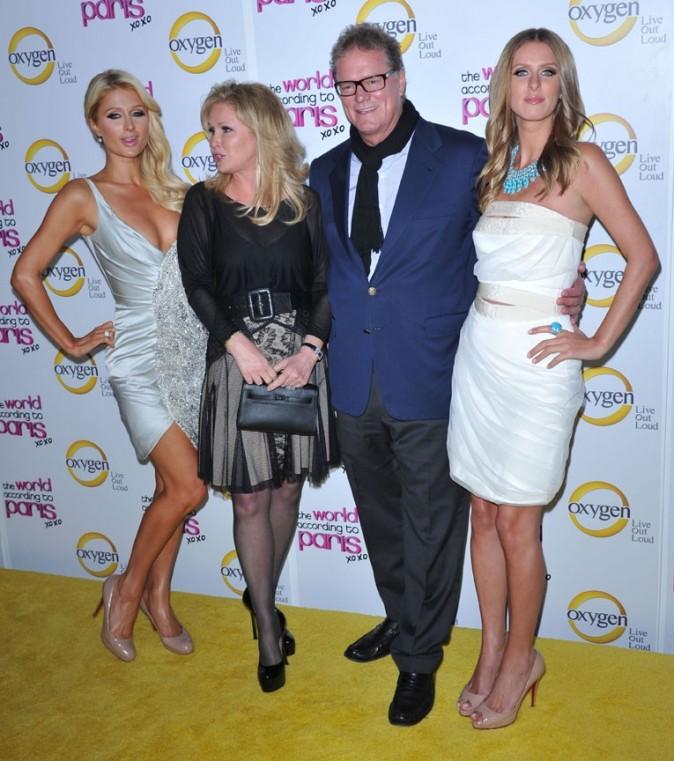 Le même modèle que la famille Hilton !