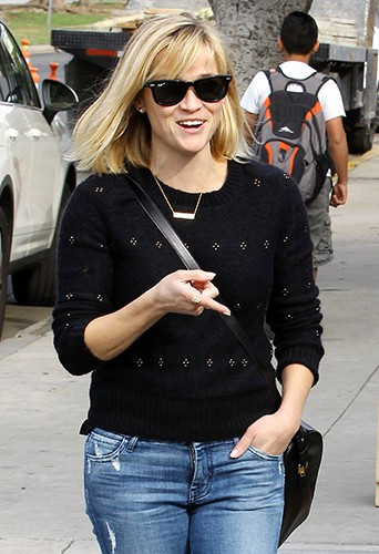 Reese Witherspoon à Los Angeles le 4 février 2014