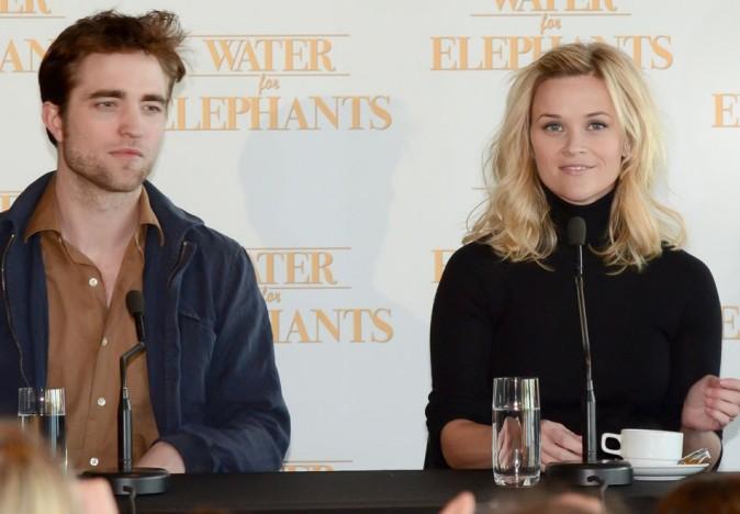 Robert Pattinson a l'air à l'ouest !