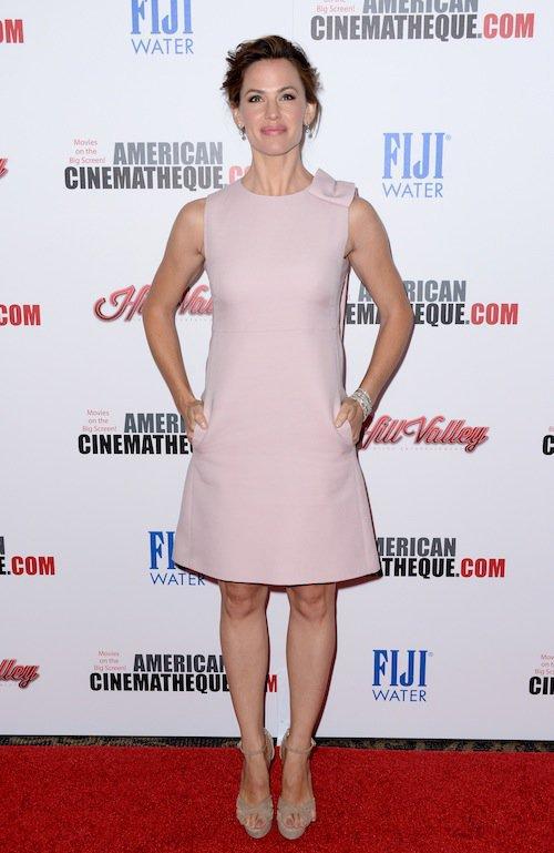 Jennifer Garner aux American Cinematheque Awards à Los Angeles, le 30 octobre 2015 !
