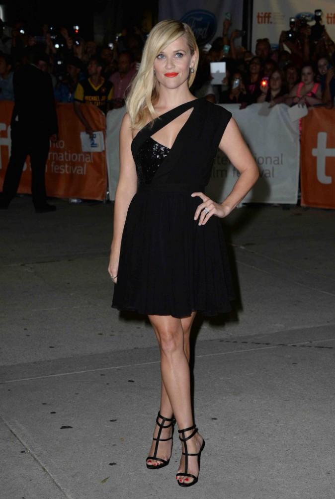 Reese Witherspoon : sublime au festival du film de Toronto !