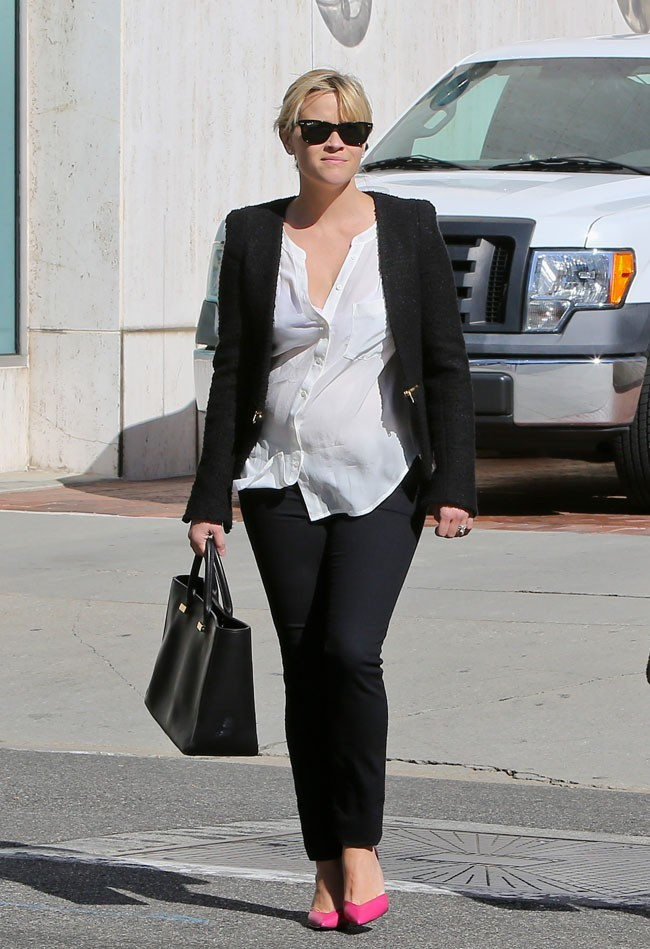 Reese Witherspoon à Beverly Hills le 24 octobre 2012