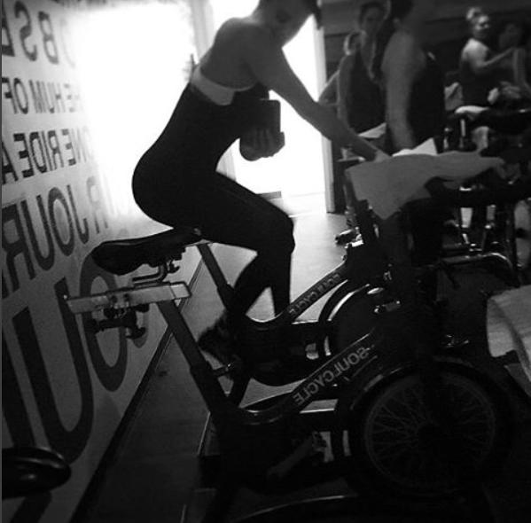 Photos : Reprise de sport intensif pour Khloé Kardashian