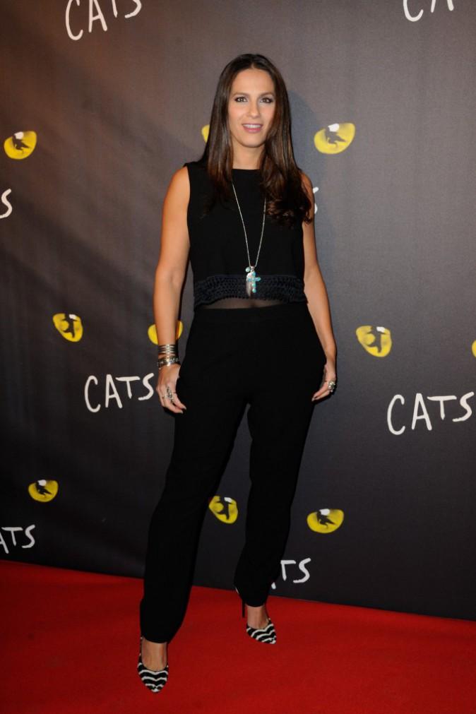 Elisa Tovati le 1er octobre 2015