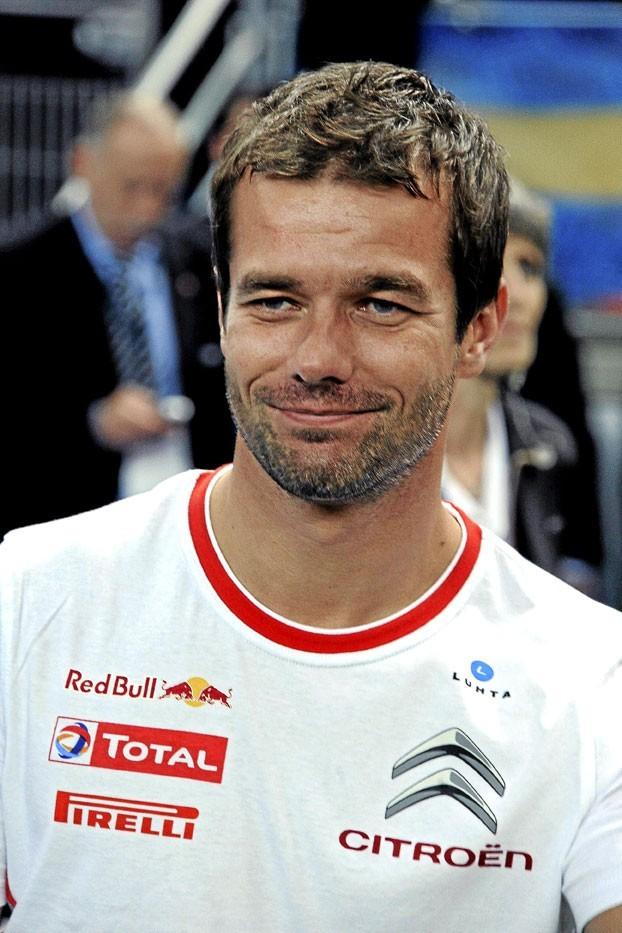 Sébastien Loeb: nouvel Enfoiré dans les Restos du coeur 2011 !