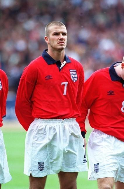 David Beckham au Manchester United