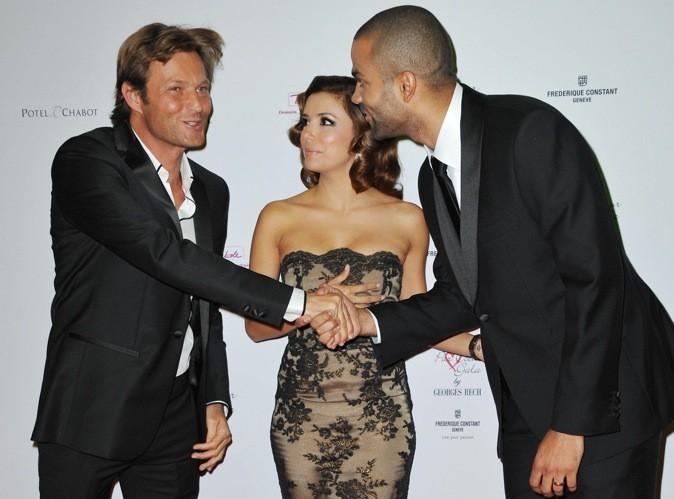 Laurent Delahousse, Eva Longoria et Tony Parker !