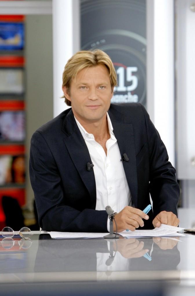 Quel beau gosse ce Laurent Delahousse !