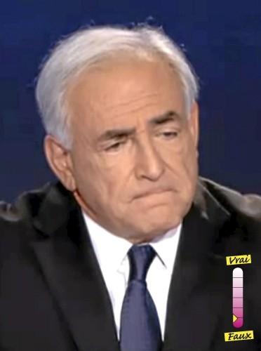 """Dominique Strauss-Kahn """"Cette légèreté, je l'ai perdue pour toujours"""""""