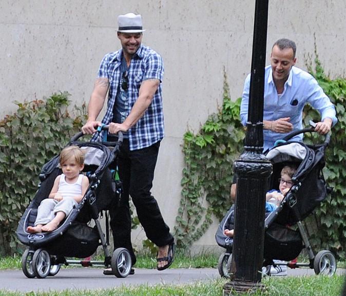 Photos : Ricky Martin : ce qu'il faut retenir de son idylle avec Carlos Gonzalez Abella !