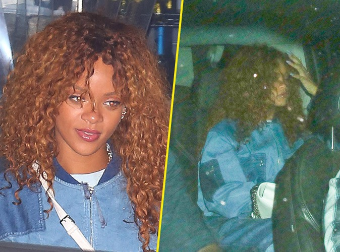Rihanna à Los Angeles